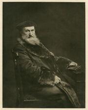 Photogravure J Craig Annan Camera Work Vol 8 1904 Prof John Young Glasgow Univ