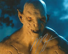 **GFA The Hobbit Movie-Azog *MANU BENNETT* Signed 8x10 Photo MH7 COA**