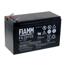 FIAMM Ersatzakku für USV APC RBC9 12V 7200mAh/86,4Wh Lead-Acid Schwarz