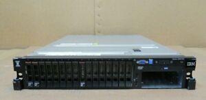 IBM System x3650 M4 7915-AC1 2 x E5-2660V2 2.20GHz 64GB 2x300GB 2U Rack Server