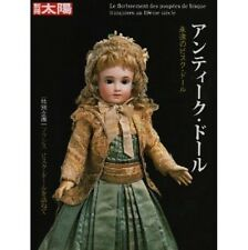 Antique Doll - Bisque Doll Japanese Perfect Collection Book