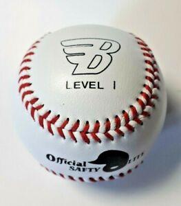 Brett Americano Béisbol Oficial Safety Baile Softbol Composite Piel Funda