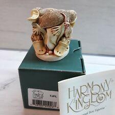 Harmony Kingdom Treasure Jest  Down Under Platypus ornament figurine.