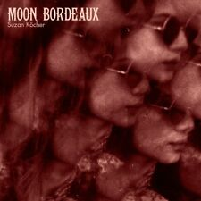 SUZAN KÖCHER - MOON BORDEAUX   CD NEUF