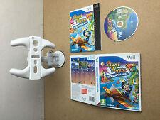 Stunt flyer hero of the skies-Nintendo Wii (testé/travail) uk pal