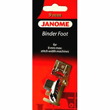 Binder Foot #202099008 For Janome 9mm Max Stitch Width Machines