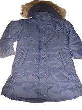 Paglie tolle warme Jacke / Mantel Gr.104 dunkelblau !!