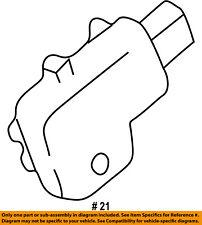 Jeep CHRYSLER OEM 99-04 Grand Cherokee 4.0L-L6 Evaporator Heater-Servo 5012728AB