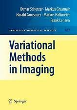 Variational Methods in Imaging (Applied Mathematical Sciences)-ExLibrary