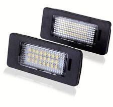PLAFON LED MATRICULA , BMW E82/E88/E90/E92/E93/E82 E88 X3 X5 X6 E70 E71  E91,E60
