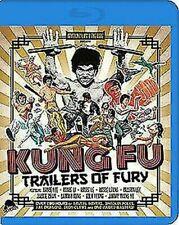 Kung Fu Trailers of Fury Blu-ray DVD Region 2
