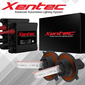 9006 55W HID Xenon Headlight Conversion KIT H1 H3 H4 H7 H11 9005 Slim Ballasts