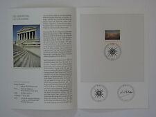 (09j8) promemoria federale foglio 2009 con mangiate MER. n. 2719 Leo di Klenze, pittore