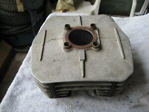 Fantic 125 cylinder chrome fm250