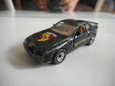 Matchbox Porsche 944 Turbo in Black