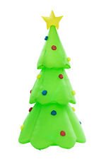 8.8Ft Christmas Tree Airblown Lighted Xmas Yard Mall Inflatable Decoration Santa