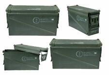 2er Set US Munitionskiste oliv X-Large long Transporkiste Lagerbox 18,45€/Stück