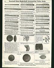 1923 ADVERT Louisville Slugger Decal Baseball Bat Hank Gowdy Ty Cobb H Heilman