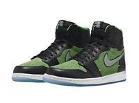 Jordan 1 Retro High Zoom Zen Green CK6637-002 Size 8-14 - Free Shipping