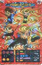 Spiderman Heroes And Villains Card #118 Power Pack Holofoil