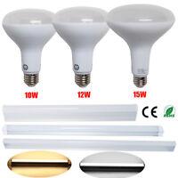 1/50x 10W 12W 15W BR30 BR40 T5 T8 1ft 2ft 4ft LED Tube Fluorescent Light Bulb