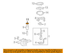 AUDI OEM 14-15 R8 Center Console-Emblem Badge Nameplate 420711144E