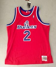 Mitchell & ness Chris Webber Washington Bullets Swingman jersey 2xl NWT