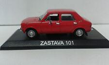 YUGO ZASTAVA 101 (FIAT 128) LEGENDARY BALKAN CARS DEAGOSTINI IXO 1/43