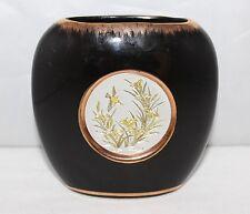 "The Art of Chokin - Japanese Porcelain - 4 1/2"" vase - vgc"