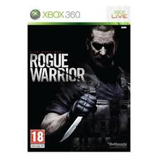 Pal version Microsoft Xbox 360 Rogue Warrior
