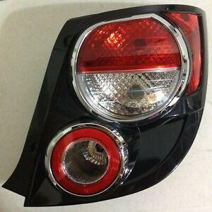 2012 2013 2014 2015 2016 Chevy Sonic Hatchback Right Passenger Tail Light Shiny