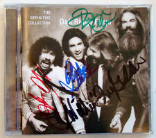 "OAK RIDGE BOYS Signed Autographs on ""DEFINITIVE COLLECTION"" CD / Grand Ole Opry"