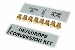 LPG Conversion Kit For Rangemaster Gas Hobs RMB60 & RMB70  to Liquid Propane Gas