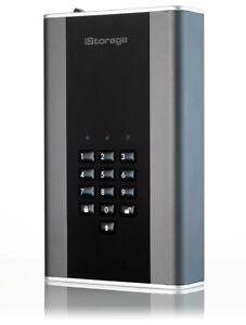 iStorage diskAshur DT2 1TB - Secure encrypted desktop hard drive