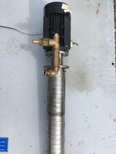Charmilles Edm Grundfos Circulation Pump Jsw