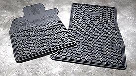 LEXUS LS460 2007-2011 4PCS BLACK ALL WEATHER FLOOR MATS RWD SWB PU320-5011R-01