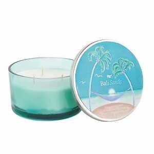 NWT PIER 1  BALI SANDS   3  WICK CANDLE