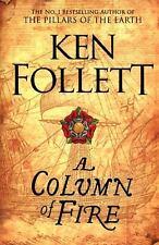 a Column of Fire Book | Follett Ken PB 1447278755 BTR