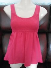 PAPAYA  100% COTTON TOP SIZE 8 IN VERY GOOD CONDITION