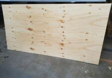 12mm Plywood (4 sheets)
