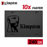 "LOT of 10 Kingston A400 240GB SSD SATA 3 2.5"" SSD SA400S37"