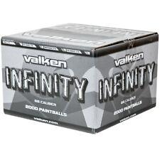 Valken Infinity entrenamiento bolas de pintura (2000 Cartón)
