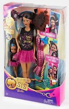 2010 Barbie So In Style Trichelle and Janessa Hair Extensions  African-American.