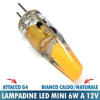 LAMPADINA LED MINI G4 6W 12V