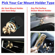 Wholesale Magnetic Car Dash/Air Vent Stand Mount Holder For Cell Phone Universal