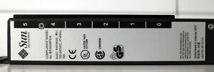 04-11-04907 Steckdosenleiste Verteiler 6-fach SUN NGRPS-6 APC 263-1917-01