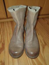 Pantanetti Damen Schuhe Stiefel Stiefeletten Größe 36 Uk 3