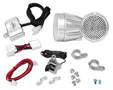 Pyle PLMCA60 300 Watt Motorcycle Handlebar Mount Sound System With USB Input
