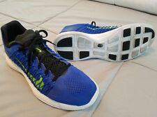 Nike Lunaracer 3 Running Shoes Rare - Flywire - Lunarlon Foam - 11 - Blue White