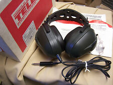 NEW Telex ProAir 1500 Aviation Pilot's Headphones 70470-002 24db Noise Reduction